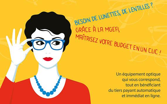 Besoin de lunettes   De lentilles   Grâce à la MGEFI, maîtrisez votre budget  en 9e04f87565ae